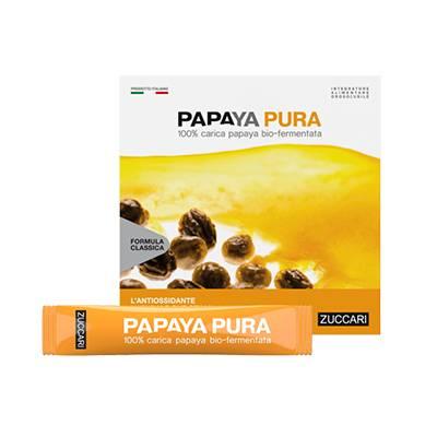 Zuccari papaya pura 30 bte