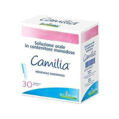 Camilia 30 contenitori monodose