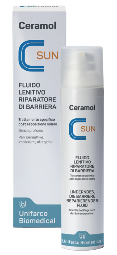 CERAMOL SUN FLUIDO LENIT 100ML