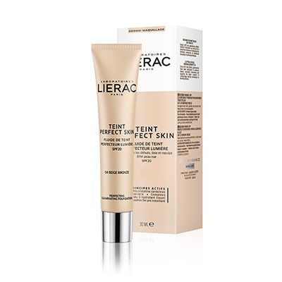 LIERAC TEINT PERFECT SKIN BEIGE BRONZE 30ML