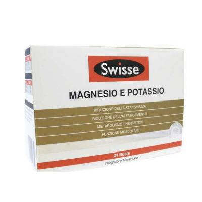Swisse Magensio e Potassio
