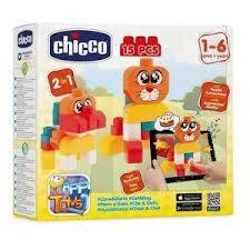 CHICCO GIOCO COSTR CAN/GAT 15P