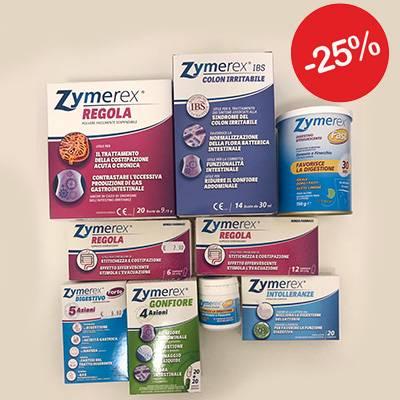 Zymerex linea PROMO -25%