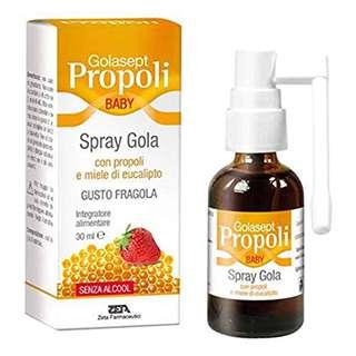 Golasept Baby spray gola