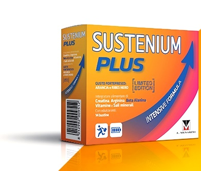 SUSTENIUM PLUS LIMIT EDITION