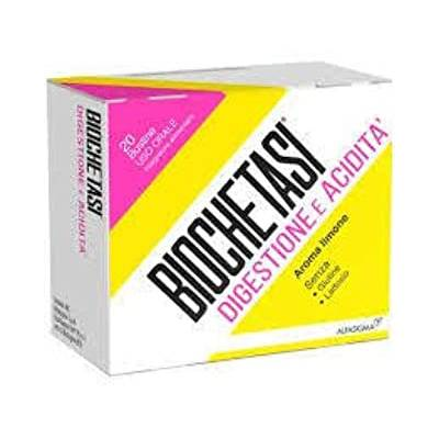 Biochetasi digestione e acidità 20bst