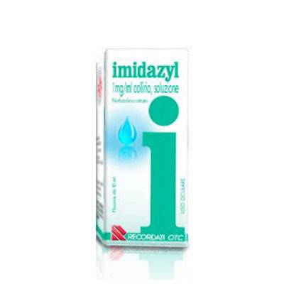 Imidazyl collirio 10ml