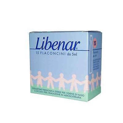 Libenar Igiene nasale 15fl
