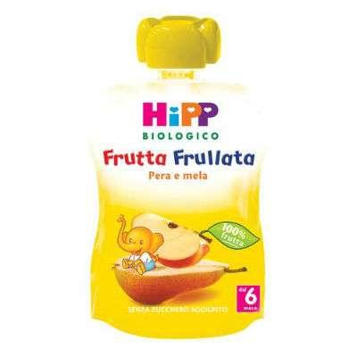 HIPP BIO FRU FRULL ME/PERA 90g