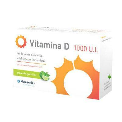 VITAMINA D 1000 UI 84CPR