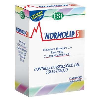 COLESTEROLO NORMOLIP 60CPS