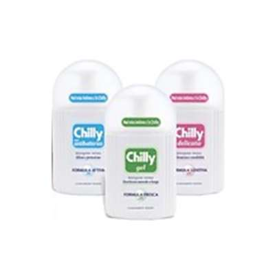 Chilly detergente intimo vari tipi 500ml