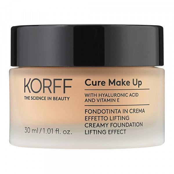 KORFF CURE MAKE-UP FONDOTINTA CREMA LIFTING 03 30 ML
