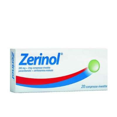 Zerinol - 20 cpr rivestite