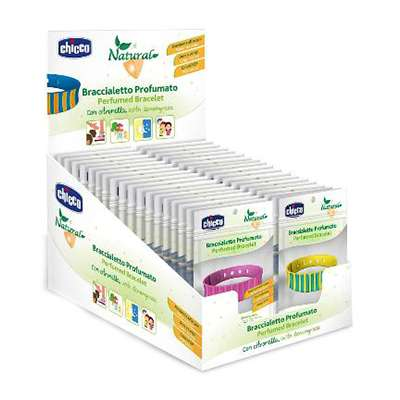 Chicco braccialetti anti-zanzare