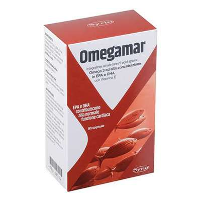Omegamar - 60cps