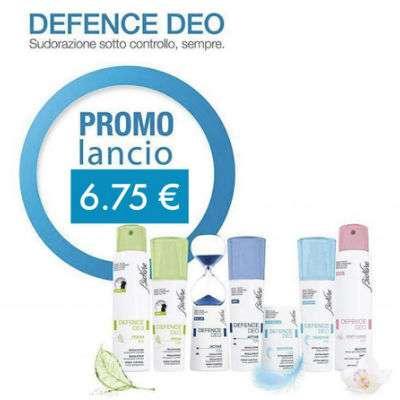 Bionike deodoranti Defence Deo