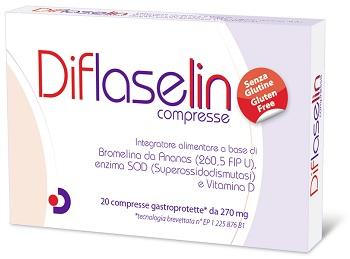 DIFLASELIN 20CPR GASTROPROTETT