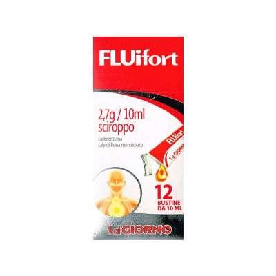 Fluifort 12 bustine