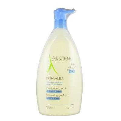 A-Derma Primalba gel lavante 2in1