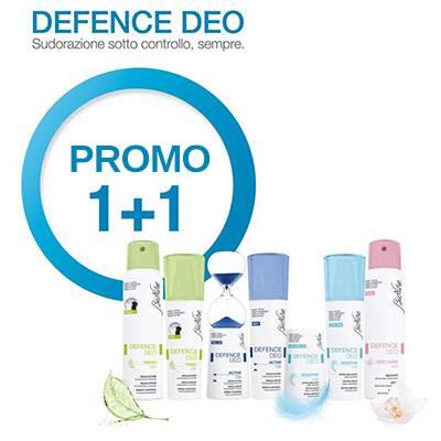 Defence Deo - PROMOZIONE 1+1