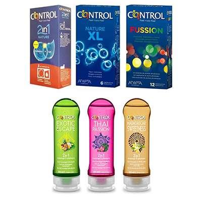 Control profilattici e gel