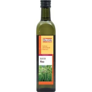 Fior di loto olio di riso