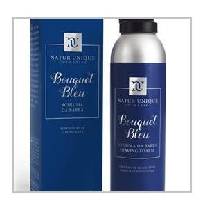 NATUR UNIQUE SCHIUMA BARBA BLEU 100ML