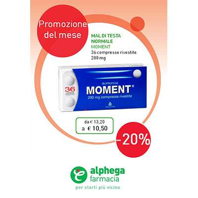 MOMENT 200mg - 36cpr