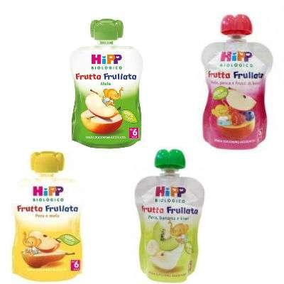 Hipp frutta frullata