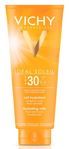 VICHY IDEAL SOLEIL LATTE SPF30 300ML