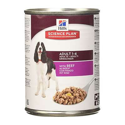 Hill's lattine umido per cani