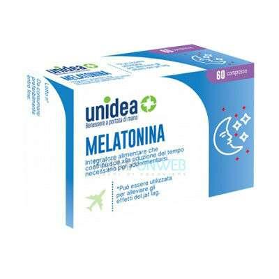 UNIDEA MELATONINA 1MG  60CPR