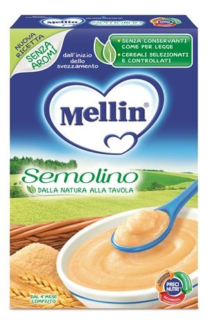 MELLIN SEMOLINO 200G CT 7