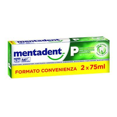 Mentadent prevenzione completa 1+1