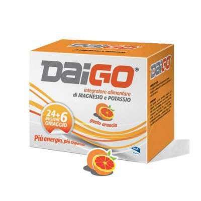 Daigo 24+6 bustine OMAGGIO