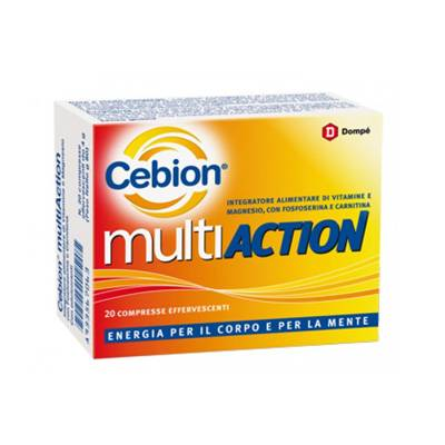 Cebion Multiaction 20cpr eff