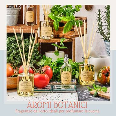 Nasoterapia Aromi botanici