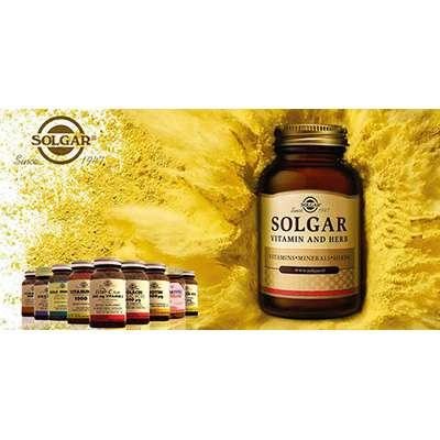 Solgar - linea