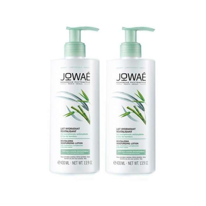 JOWAE DUO LATTE IDRATANTE CORPO 400+400ML