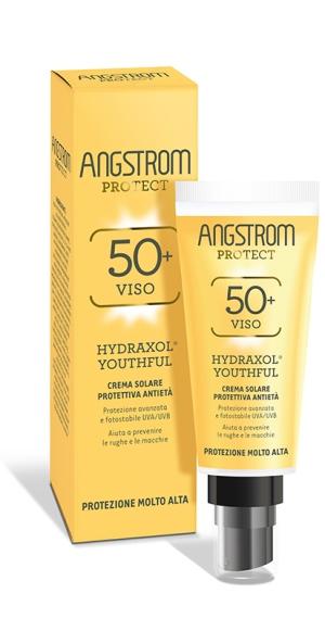 ANGSTROM YOUTH CREMA PROTEZIONE SOLARE VISO ANTI-ETA' SPF50+ 50ML
