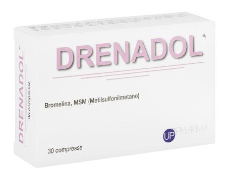 DRENADOL 30CPR