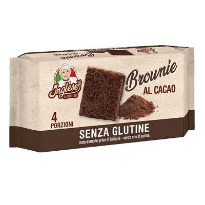 Inglese Brownie Monoporzione