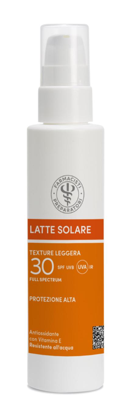 LFP SOL LATTE CORPO 30 100ML