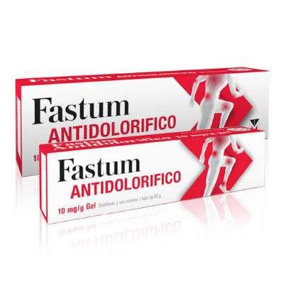 *Fastum antidolorifico 1% 50g