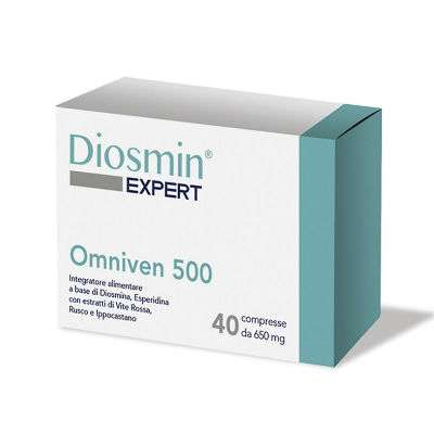 Diosmin expert 40cpr