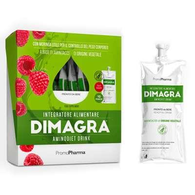 Dimagra 10 pasti proteici