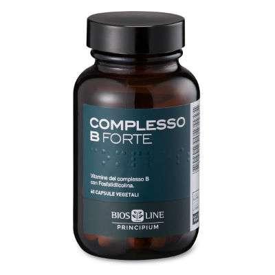 BIOSLINE Complesso B forte 60 compresse