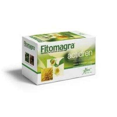 Aboca - Fitomagra actidren tisana