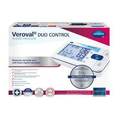 Veroval duo control misuratore pressione